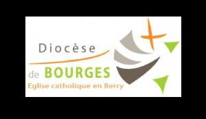 Logo du diocèse de Bourges
