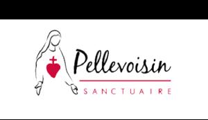 Logo du sanctuaire Notre-Dame de Miséricorde de Pellevoisin