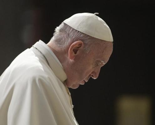prière Pape